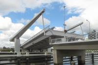 beweegbare brug Hollandse IJssel N207